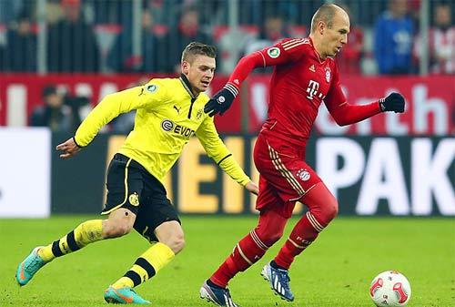 Bayern – Dortmund: Đá vì danh dự - 1