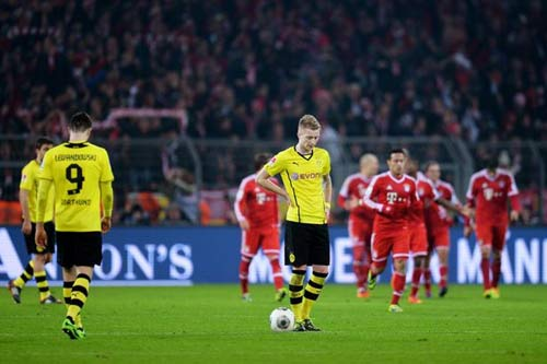 Bayern – Dortmund: Đá vì danh dự - 2