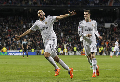 Real – Almeria: Mệnh lệnh phải thắng - 1