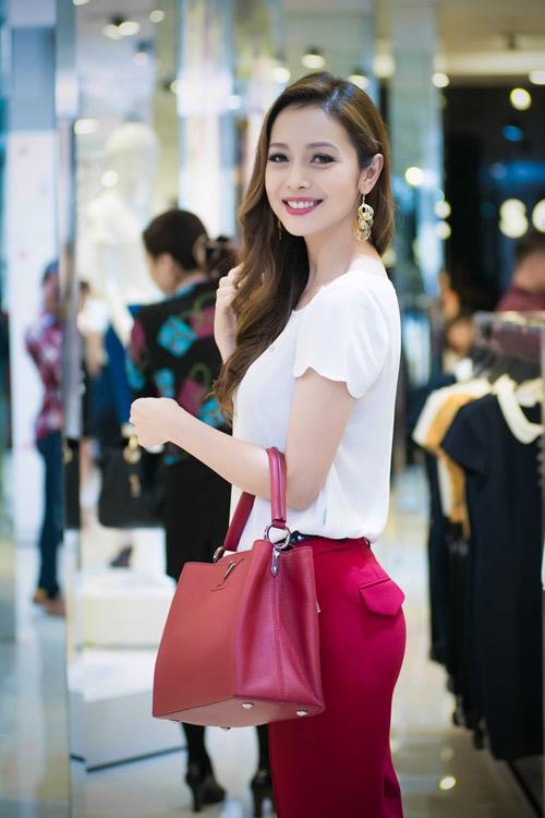 Jennifer Phạm rạng ngời nhan sắc gái hai con - 2