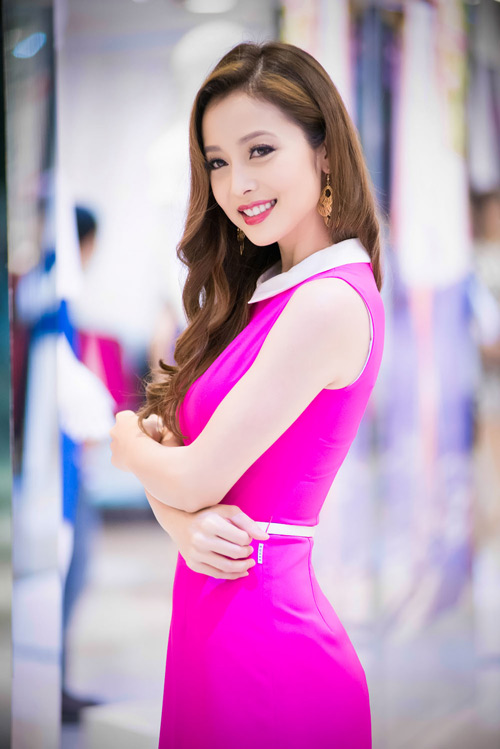 Jennifer Phạm rạng ngời nhan sắc gái hai con - 1