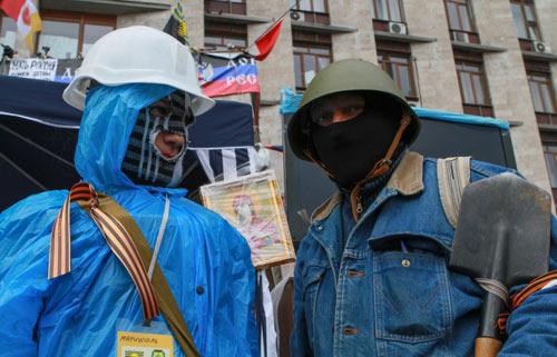 Ukraine: Đặc nhiệm Alfa từ chối đàn áp biểu tình - 2