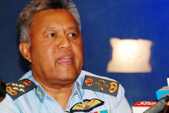 Vì sao chiến đấu cơ Malaysia không chặn MH370? - 6
