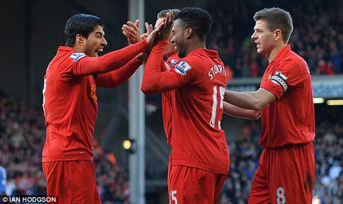 Liverpool–Man City còn 1 ngày: Đọ sức và đấu trí - 1
