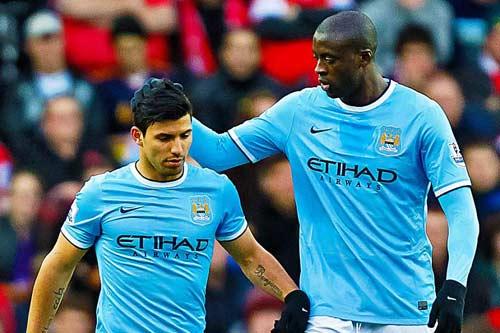 Suarez, Gerrard – Aguero, Toure: Kinh điển ở Anfield - 2