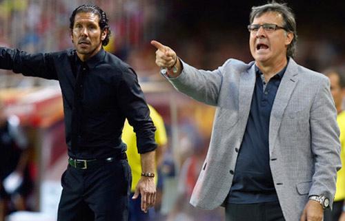 Barca: Cạn kiệt lòng tin ở Tata Martino - 1