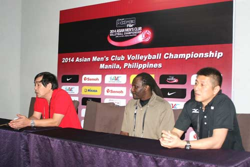 Giải bóng chuyền các CLB nam châu Á: Đức Long Gia Lai thua vì ngoại binh - 3
