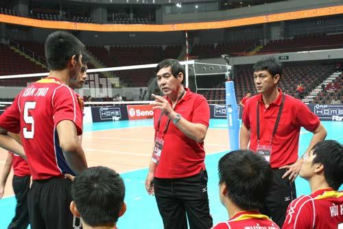 Giải bóng chuyền các CLB nam châu Á: Đức Long Gia Lai thua vì ngoại binh - 4