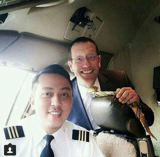 Cơ phó MH370 đã gọi điện thoại cầu cứu - 1