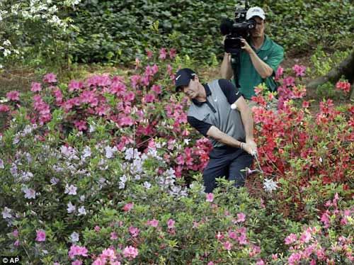 Golf: Hàng loạt bất ngờ xảy ra ở The Masters - 2