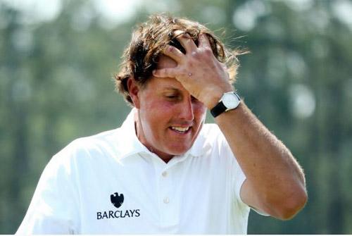 Golf: Hàng loạt bất ngờ xảy ra ở The Masters - 1