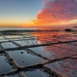 Du lịch - Vỉa hè lát đá ngoạn mục ở hòn đảo Tasmania, Úc