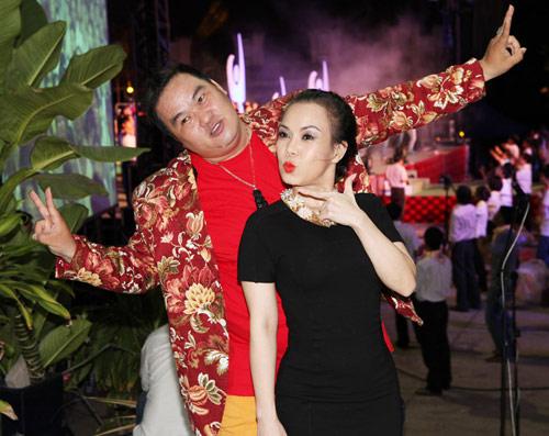 Việt Hương tâm sự về chồng cũ, chồng mới - 12