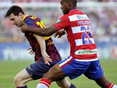 TRỰC TIẾP Granada - Barca: Không thể công phá (KT) - 4