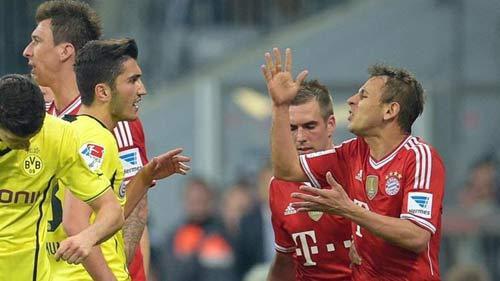 Bayern – Dortmund: Đánh vào niềm kiêu hãnh - 1