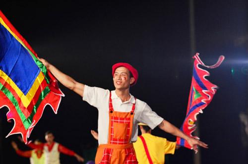 Khai mạc Festival Huế 2014:  Hoành tráng, ấn tượng - 11