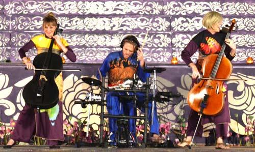 Khai mạc Festival Huế 2014:  Hoành tráng, ấn tượng - 12