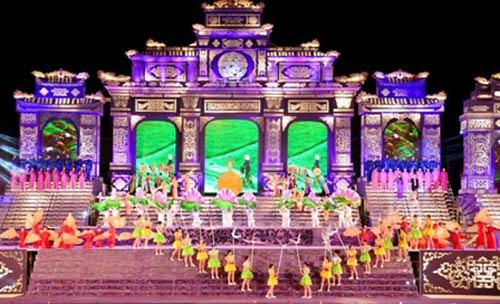 Khai mạc Festival Huế 2014:  Hoành tráng, ấn tượng - 5