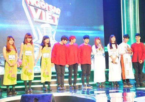 Hot girl Hà My tràn đầy cơ hội sang Hàn Quốc - 4