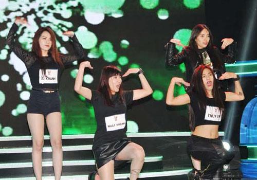 Hot girl Hà My tràn đầy cơ hội sang Hàn Quốc - 3