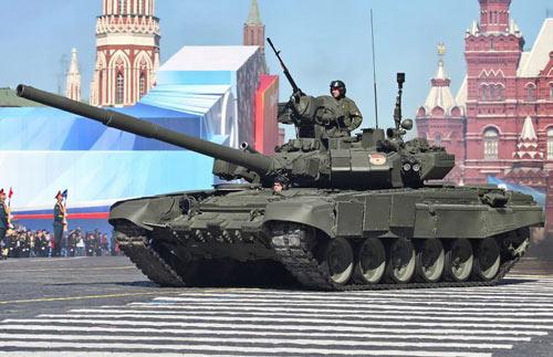 """Quân đội Nga lên kế hoạch chi tiêu """"siêu khủng"""" - 1"""