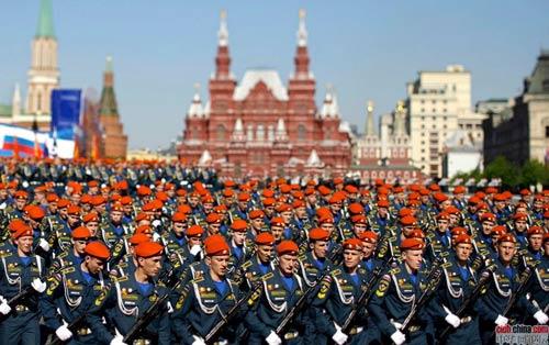 """Quân đội Nga lên kế hoạch chi tiêu """"siêu khủng"""" - 2"""