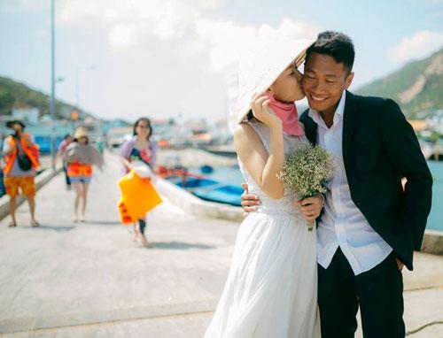 """Ảnh cưới của cặp đôi VN khiến giới trẻ Hàn """"thèm"""" - 1"""