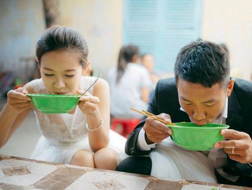 """Ảnh cưới của cặp đôi VN khiến giới trẻ Hàn """"thèm"""" - 2"""
