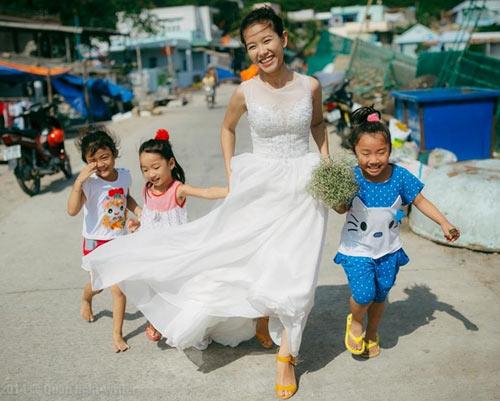"""Ảnh cưới của cặp đôi VN khiến giới trẻ Hàn """"thèm"""" - 3"""