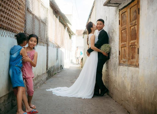 """Ảnh cưới của cặp đôi VN khiến giới trẻ Hàn """"thèm"""" - 4"""
