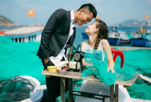 """Ảnh cưới của cặp đôi VN khiến giới trẻ Hàn """"thèm"""" - 9"""