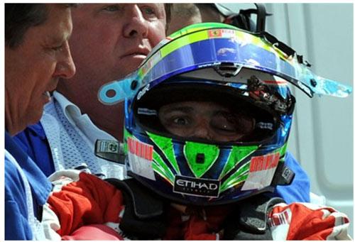 Khám phá thú vị về mũ bảo hiểm của tay đua (phần 1) - 2