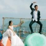 """Bạn trẻ - Cuộc sống - Ảnh cưới của cặp đôi VN khiến giới trẻ Hàn """"thèm"""""""