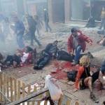 Những người  hạ  thần chết sau vụ nổ bom marathon Boston