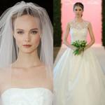 Thời trang - Váy cưới 2015 đẹp đến... ngừng thở!
