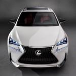 Ô tô - Xe máy - Lexus NX 2015 chính thức trình làng