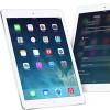 iPad Air 2 có máy ảnh 8 chấm, chạy chip A8
