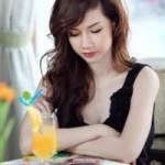 Làm đẹp - Cô gái thông minh giảm cân bằng sinh tố
