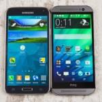 Thời trang Hi-tech - So sánh Samsung Galaxy S5 với HTC One M8