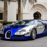 Ô tô - Xe máy - Bugatti Veyron 16.4 đẹp lộng lẫy tại Ả Rập