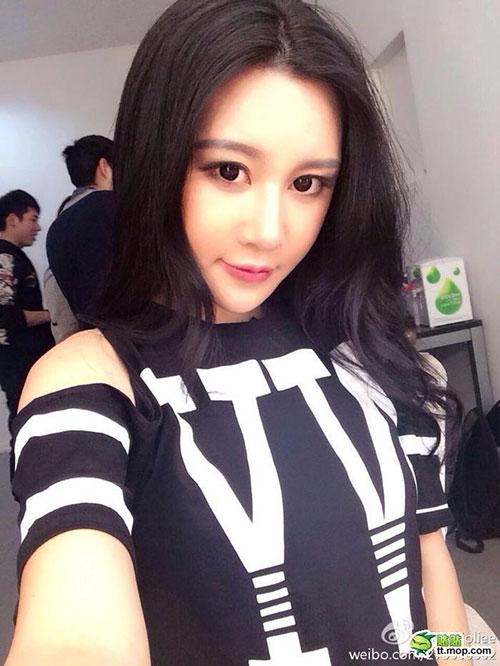 Hot girl xinh hơn cả Phạm Băng Băng 1397524452 hot girl xinh 8
