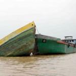 Tin tức trong ngày - Cần Thơ: Chìm xà lan chở cát, 1 người mất tích