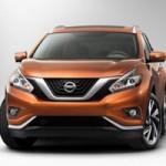 Ô tô - Xe máy - Nissan Murano 2015 sắp ra mắt