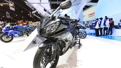 Xe côn tay Yamaha R15 mới có giá 51,5 triệu đồng - 1