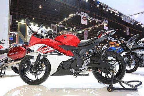 Xe côn tay Yamaha R15 mới có giá 51,5 triệu đồng - 2