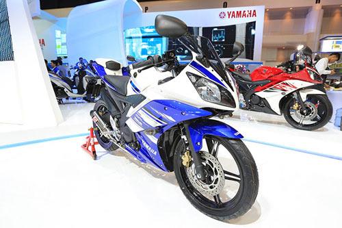 Xe côn tay Yamaha R15 mới có giá 51,5 triệu đồng - 3