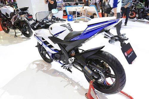 Xe côn tay Yamaha R15 mới có giá 51,5 triệu đồng - 4