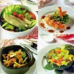 Ẩm thực - Bữa cơm quê những ngày hè sang