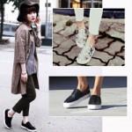 Thời trang - Giày lười slip-on chinh phục tín đồ Việt