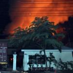 Tin tức trong ngày - Cháy suốt đêm ở công ty hóa chất